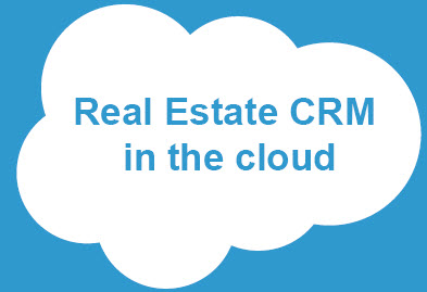 real estate CRM in the cloud