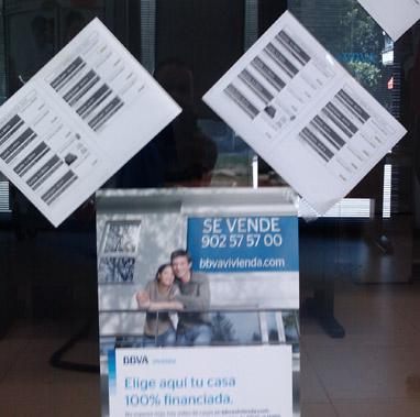 Carteles de pisos de bancos marketing inmobiliario y tecnolog a - Pisos de bancos bbva ...