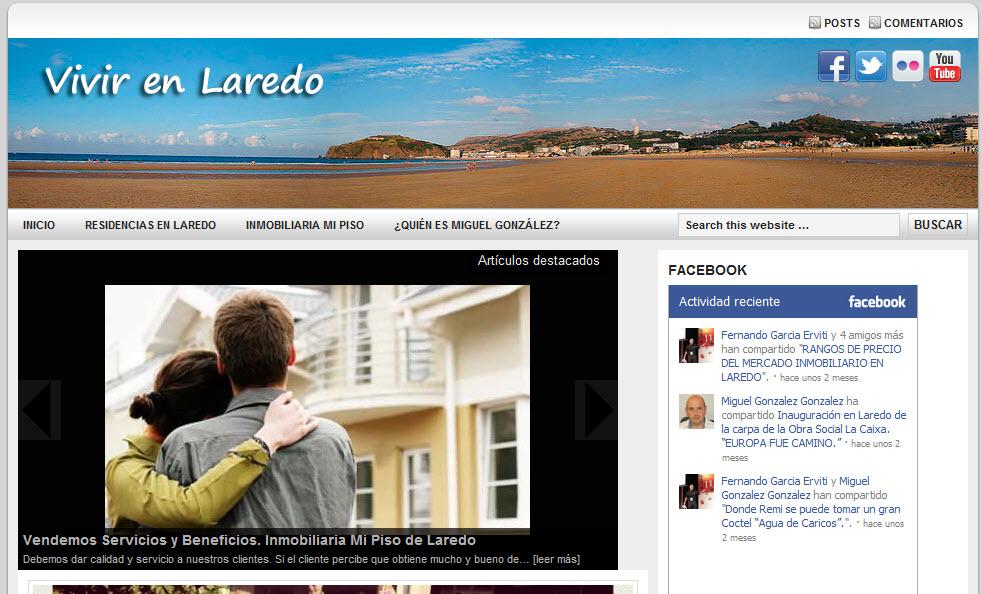 blog vivir en laredo cantabria