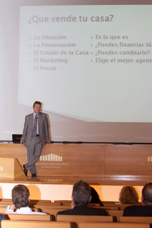 Fernando Garcia Erviti Conferencia Feria Stock VIvienda Afilia