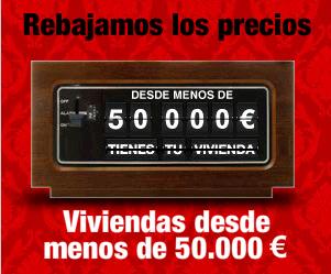 Campaña Retro Altamira Santander, viviendas por menos de 50.000 euros