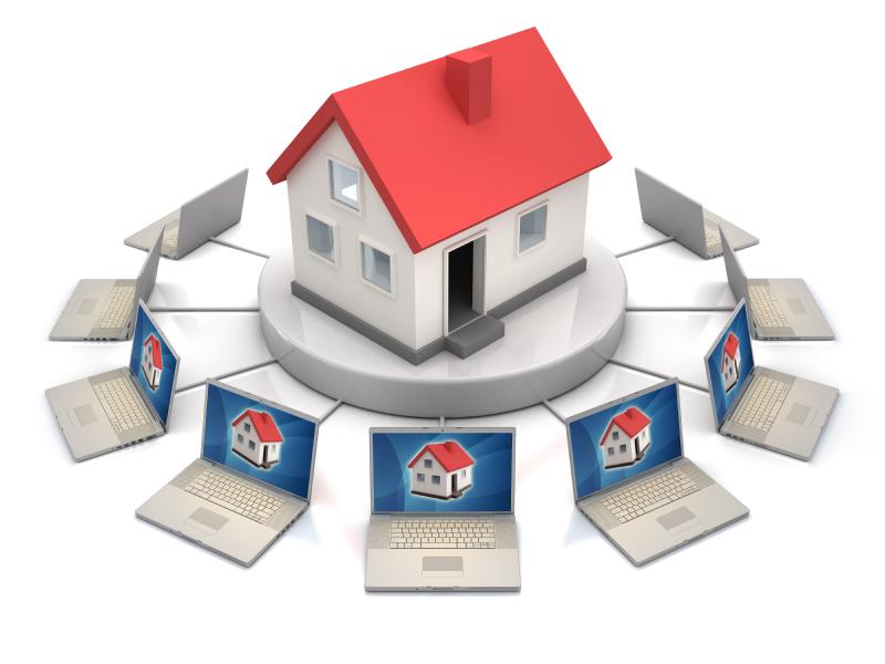 viviendas en internet