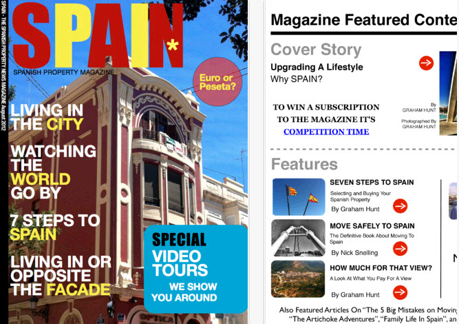 spain property magazine