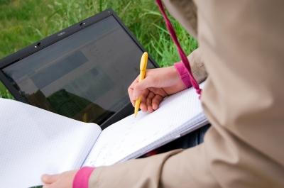 inspiración para escribir blog