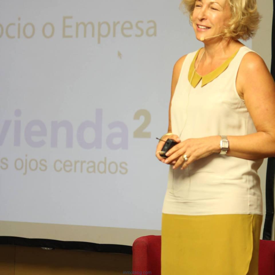 AEGI presidenta Maria Jose Corrales