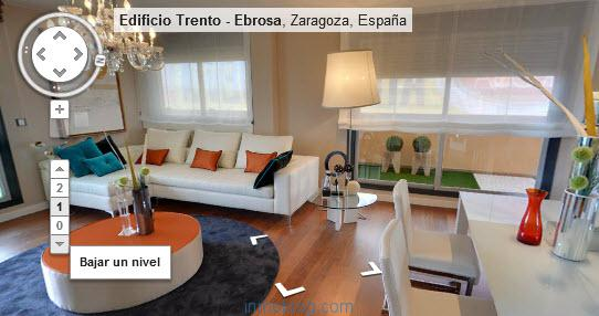 Google Business View 360º para inmobiliarias
