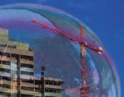 burbuja pisos obra nueva