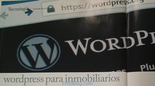 wordpress inmobiliaria