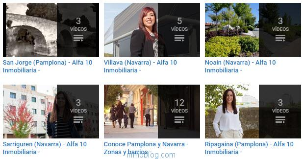 zonas de pamplona playlist videos