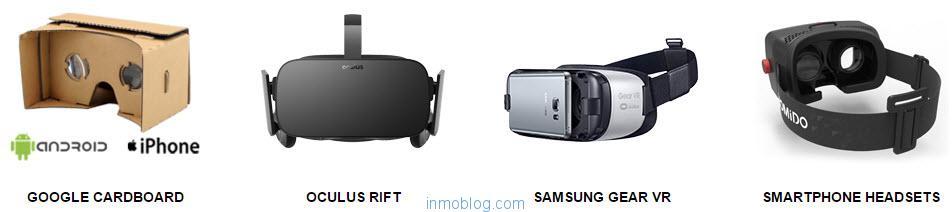 modelos realidad virtual