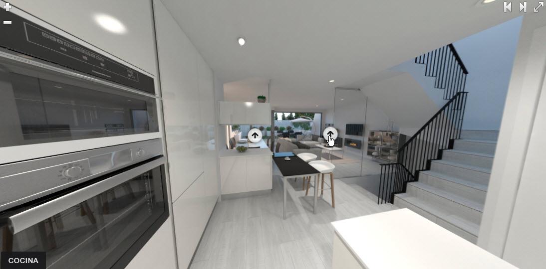 tour virtual promocion inmobiliaria attikos
