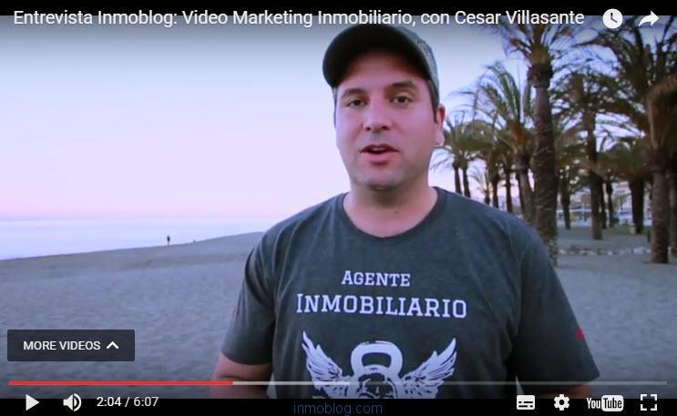El vídeo marketing en la estrategia de comunicación de la empresa inmobiliaria