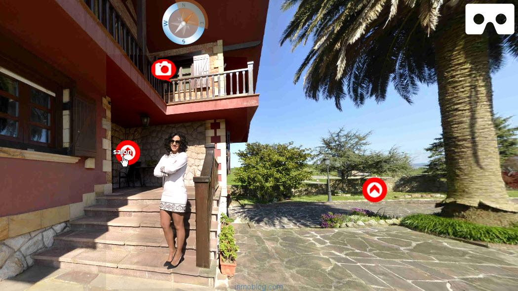 visita virtual para webs inmobiliarias