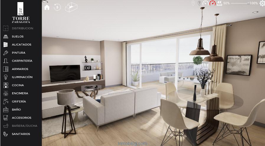 realidad mixta obra nueva para comprar un piso