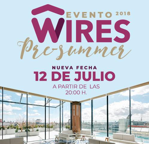 evento wires julio