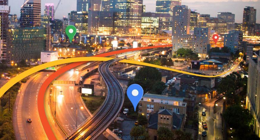 Aumentar la conversión de compradores con búsquedas sobre mapas