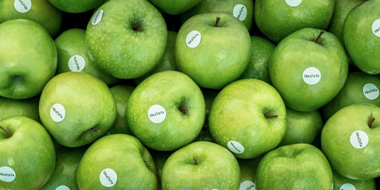 manzanas idealista