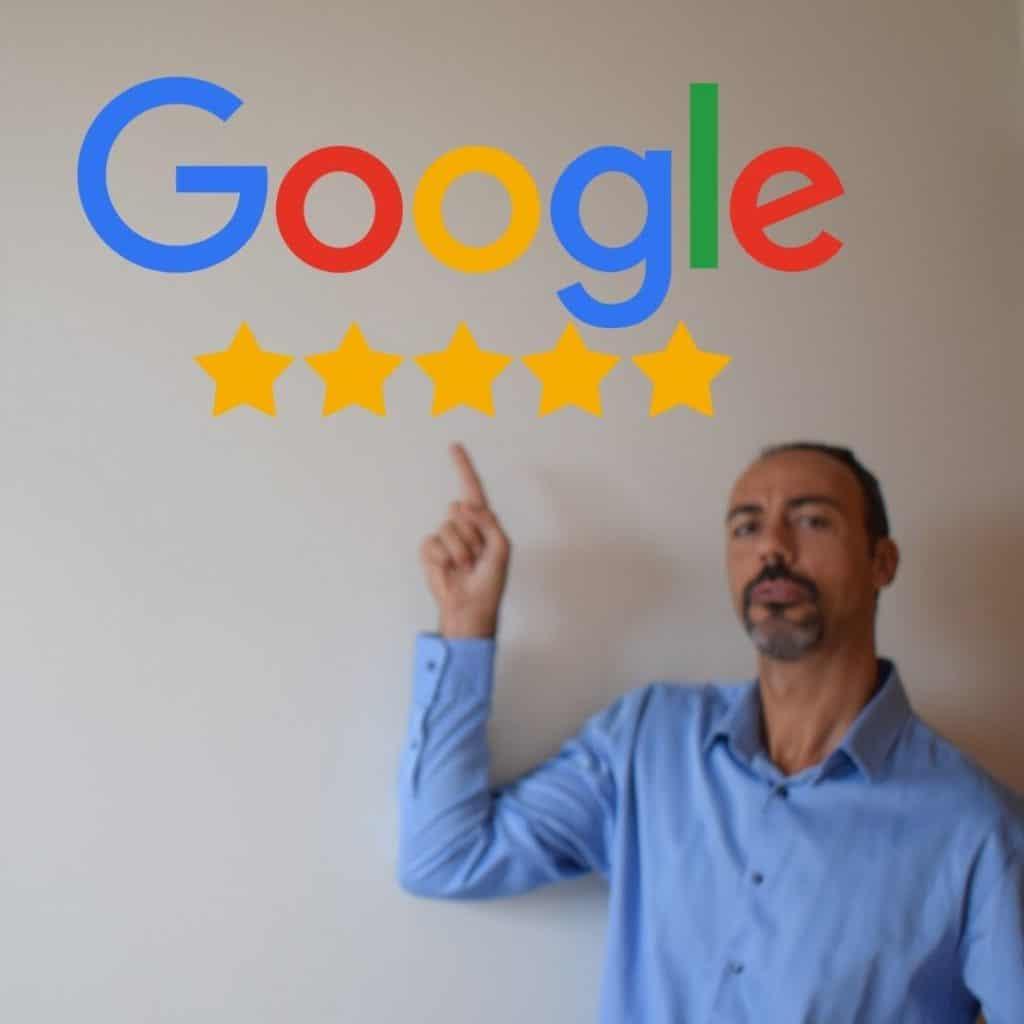 google reviews inmobiliarias