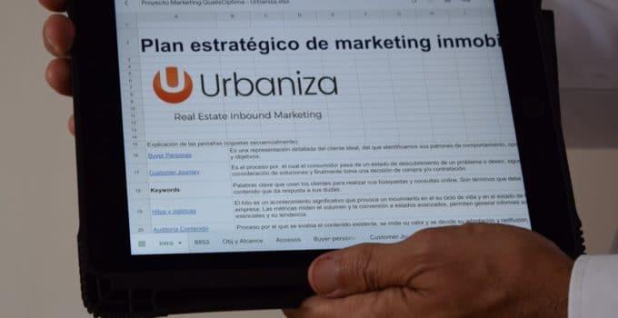 plan de marketing digital ipad