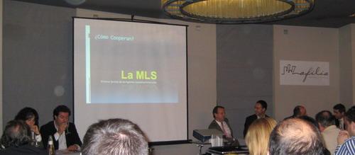 MLS en el foro de colaboración inmobiliaria de AFILIA