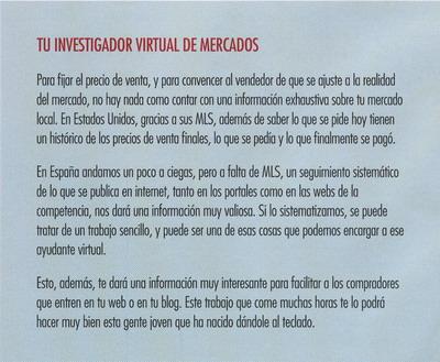 asistente virtual investigador de mercados