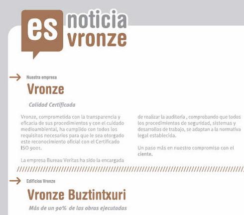 bronze viviendas navarra