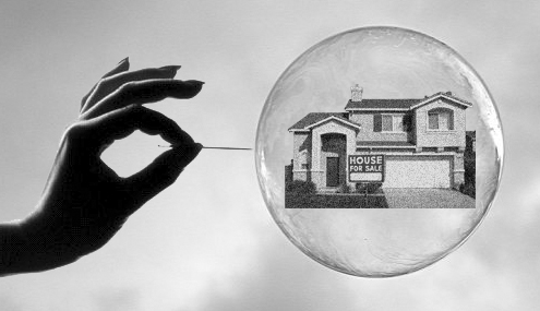 burbuja inmobiliaria precios de vivienda