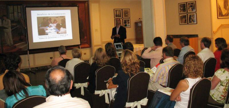 César VIllasante Ponencia Tecnología Inmobiliaria: Sistema de Gestión Común