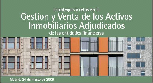 conferencia venta de activos inmobiliarios adjudicados