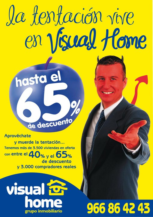 visual home tentacion inmobiliaria