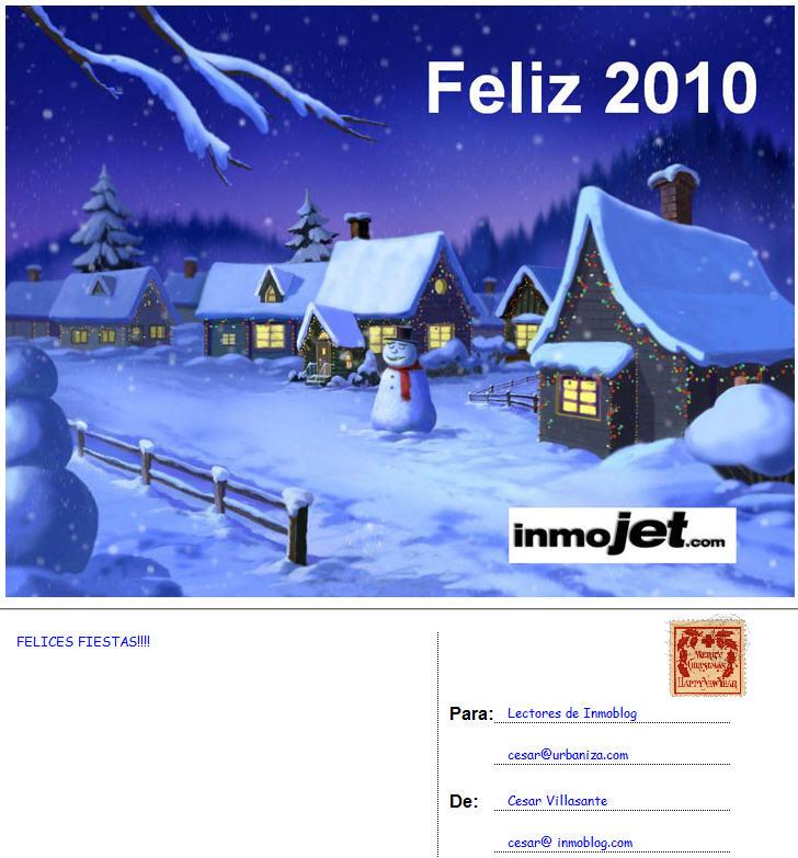 postales navideñas chaletcantabria