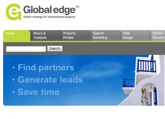 global edge online estrategy for international property