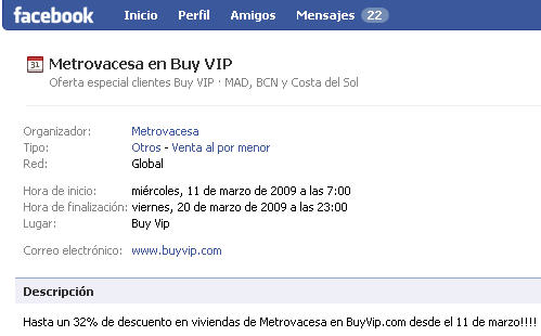 evento metrovacesa facebook