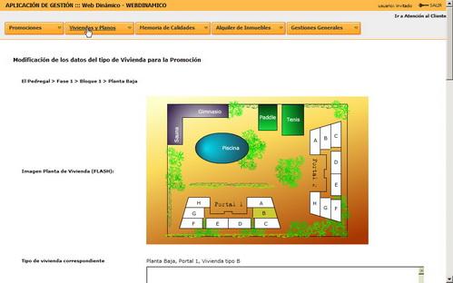 web dinámico dharma
