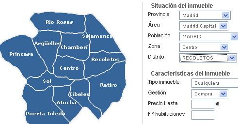 Cajamadrid canal vivienda buscar piso