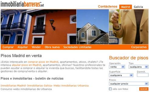Inmobiliaria Barreras