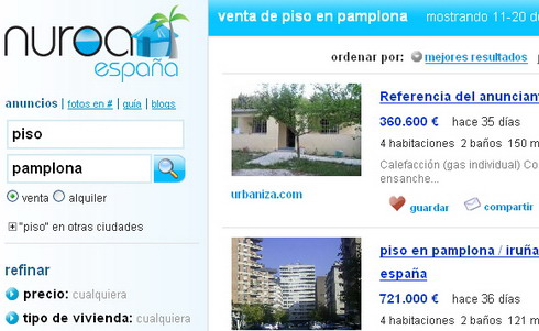 Nuroa España Inmuebles