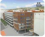 Realidad virtual exteriores promociones inmobiliarias